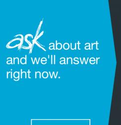 ASK, Brooklyn Museum's new app