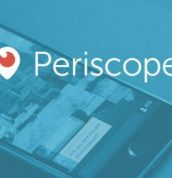 The first steps of museums on Periscope